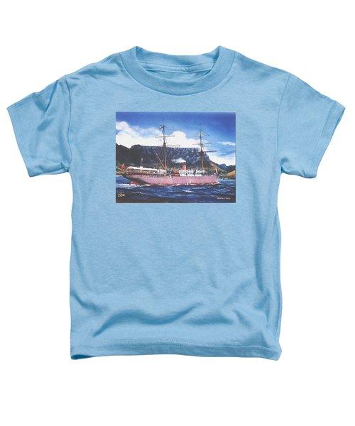 Grantully Castle Toddler T-Shirt