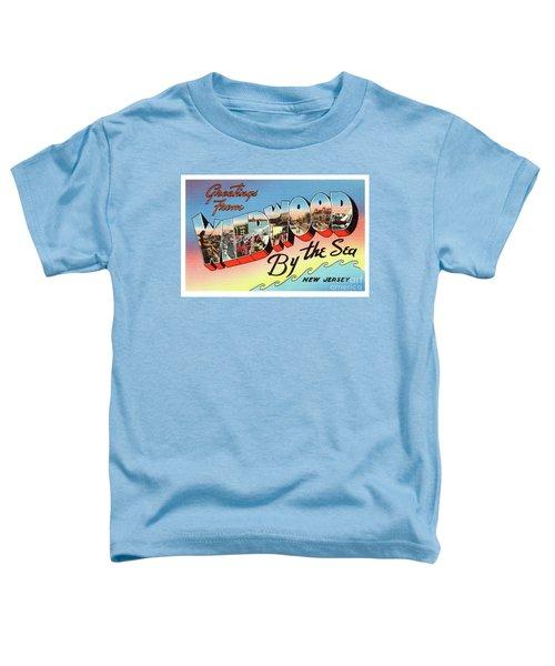 Wildwood Greetings - Version 2 Toddler T-Shirt