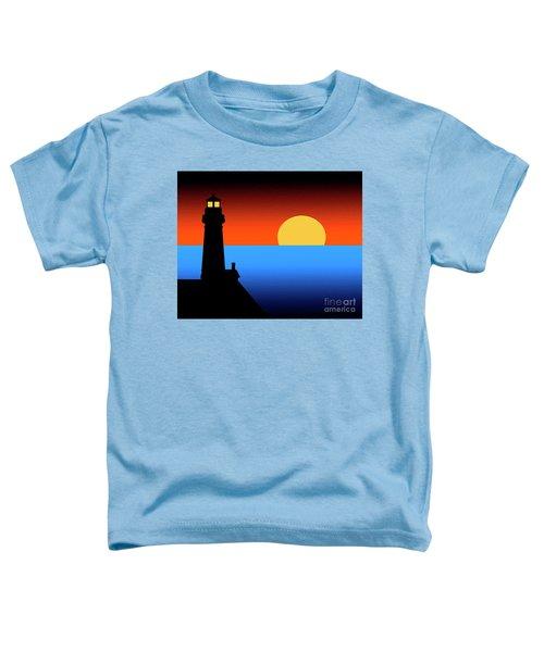 Guardian Lighthouse Toddler T-Shirt