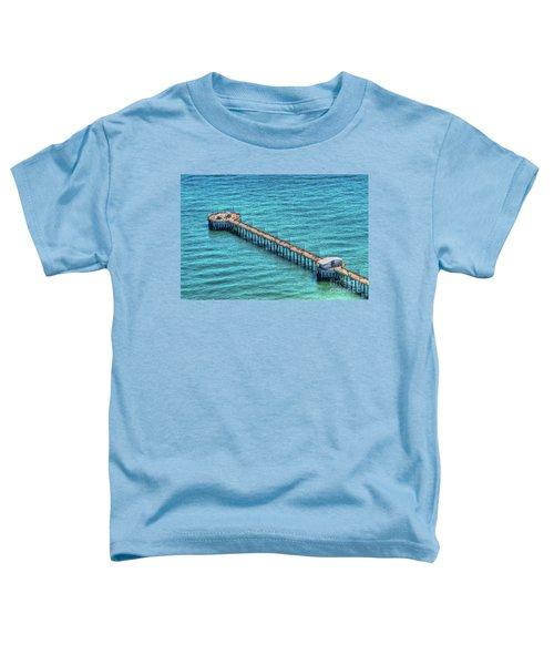 Gulf State Park Pier Toddler T-Shirt