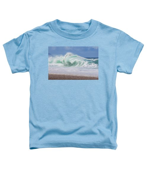 Hawaiian Shorebreak Toddler T-Shirt