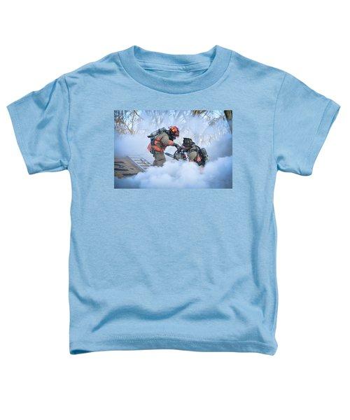 Hazardous Duty Toddler T-Shirt