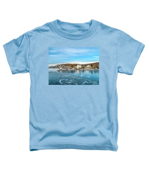 Ice Blue   Toddler T-Shirt