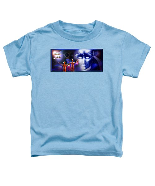 Imagine - What Is Out  There Toddler T-Shirt
