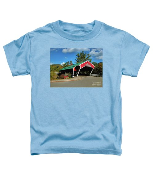 Jackson Covered Bridge Toddler T-Shirt