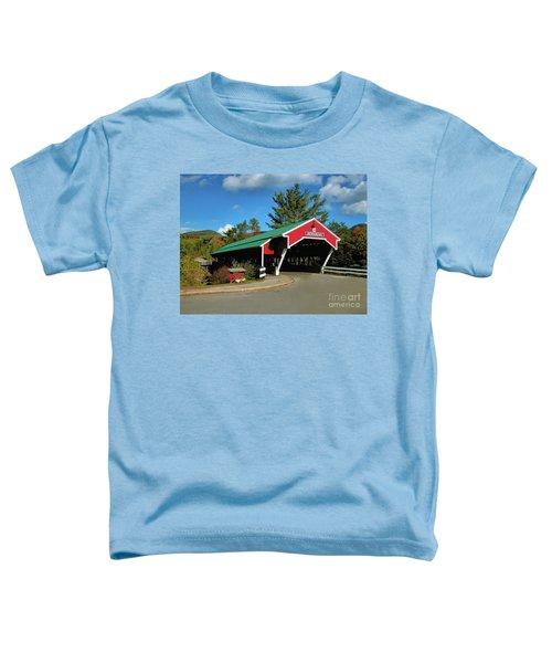 Jackson Covered Bridge Toddler T-Shirt