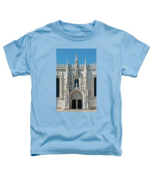 Jeronimos Monastery, Portugal Toddler T-Shirt