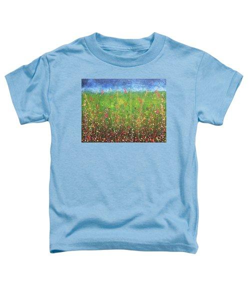 Just Wandering Toddler T-Shirt