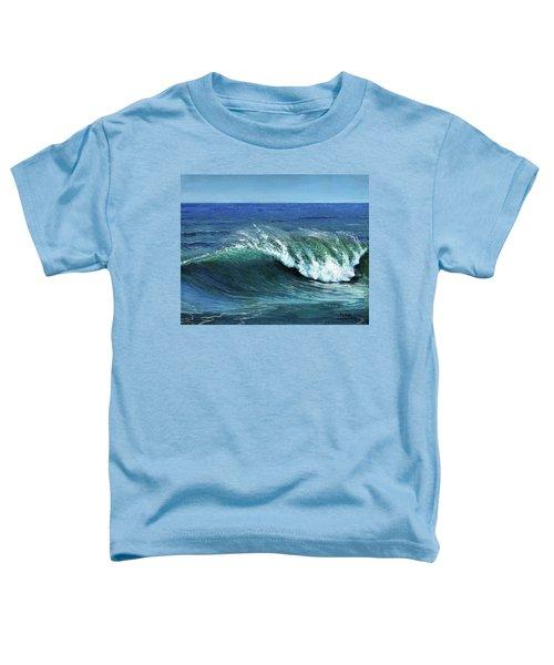 Ka Aniana Nalu Toddler T-Shirt
