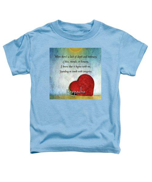 Kaypacha -february 13,2019 Toddler T-Shirt