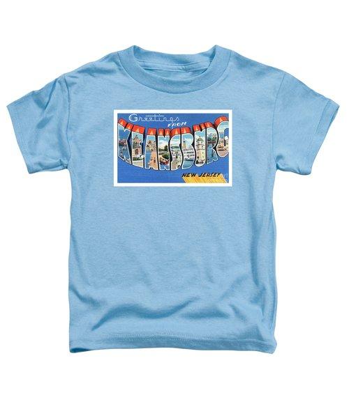 Keansburg Greetings Toddler T-Shirt