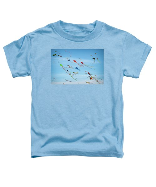 Kites Kites Kites Toddler T-Shirt