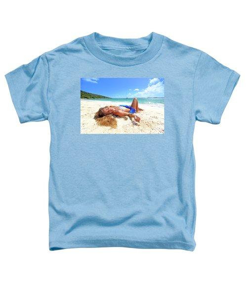 Lady Of The Leewards Toddler T-Shirt