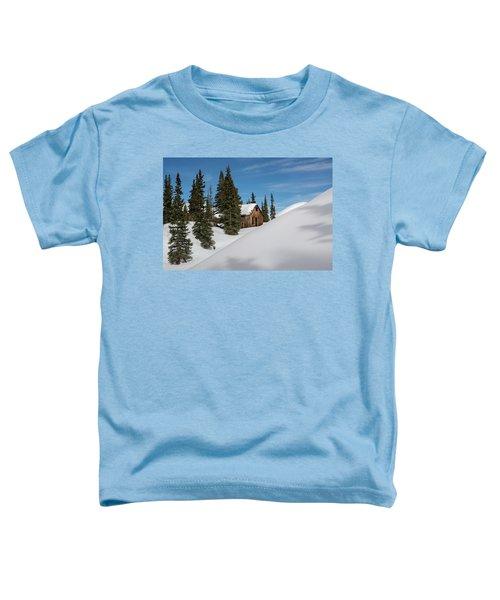 Little Cabin Toddler T-Shirt