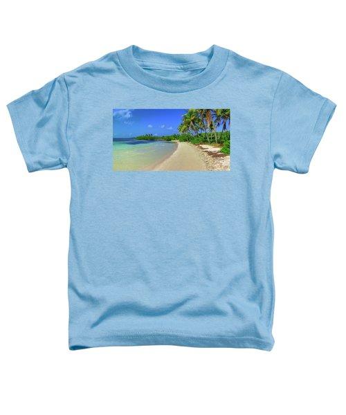 Living On An Island Toddler T-Shirt