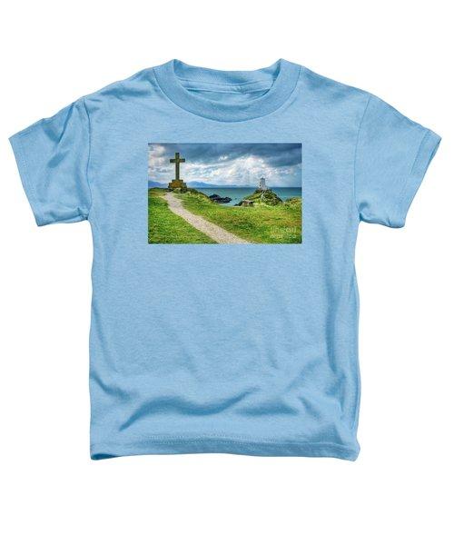 Llanddwyn Island Toddler T-Shirt