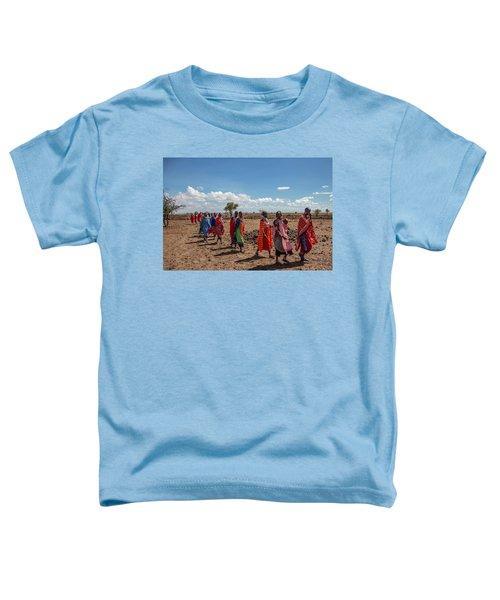 Maasi Women Toddler T-Shirt