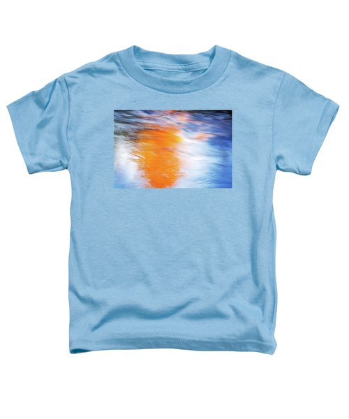 Maple Reflection Fall Toddler T-Shirt