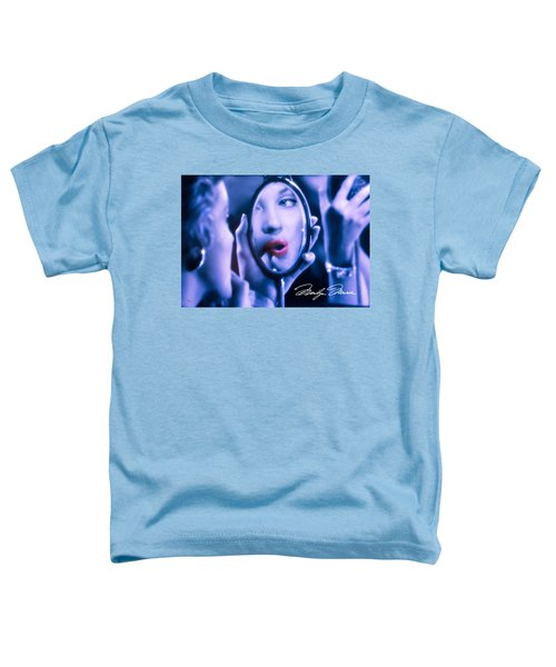 Marilyn Monroe - Looking Into Your Soul Toddler T-Shirt