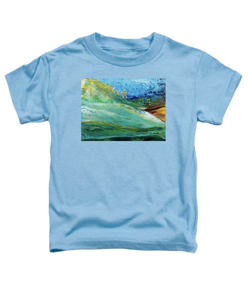 Mother Nature - Landscape View Toddler T-Shirt
