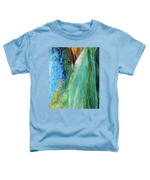 Mother Nature - Portrait View Toddler T-Shirt
