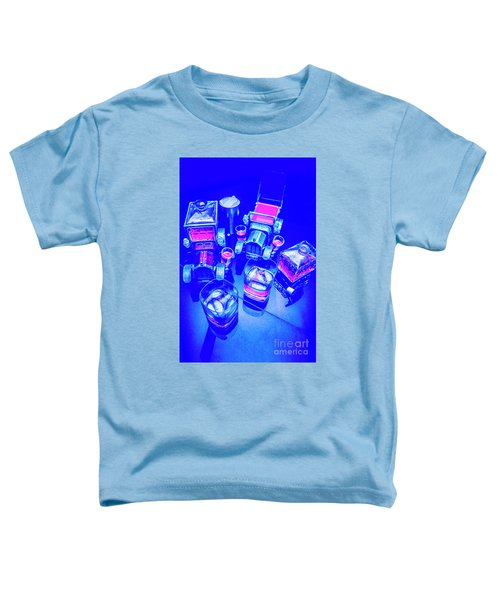 Neon Bar Toddler T-Shirt