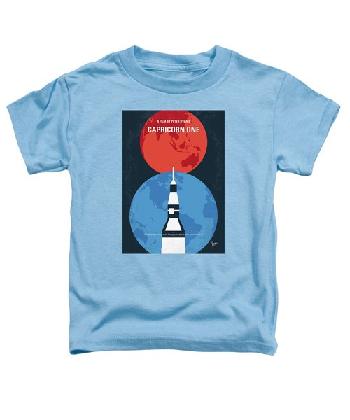 No1078 My Capricorn One Minimal Movie Poster Toddler T-Shirt