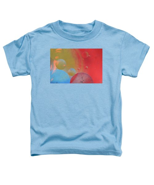 Oil And Color Toddler T-Shirt