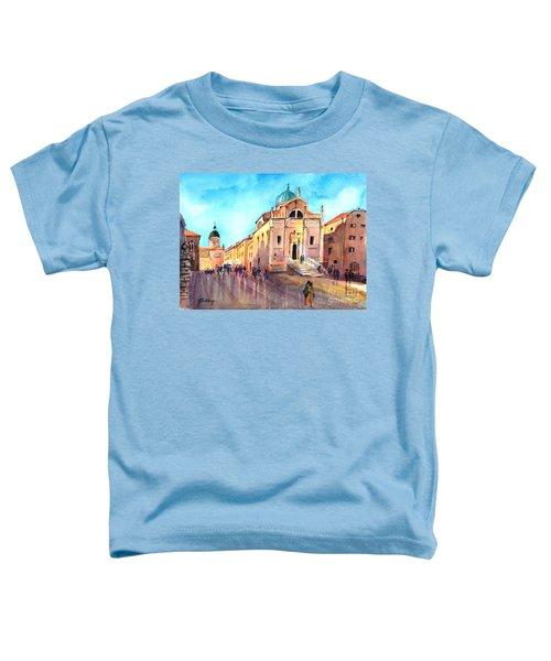 Old City Of Dubrovnik Toddler T-Shirt