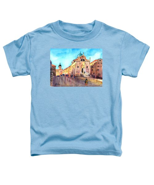 Old City Of Dubrovnik Toddler T-Shirt
