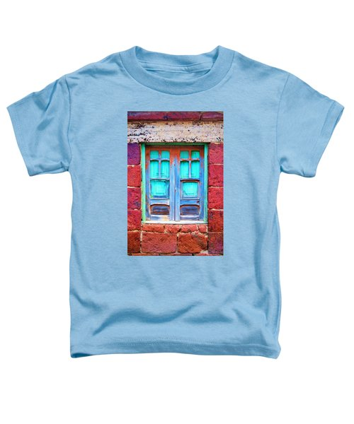 Old Shutters Toddler T-Shirt