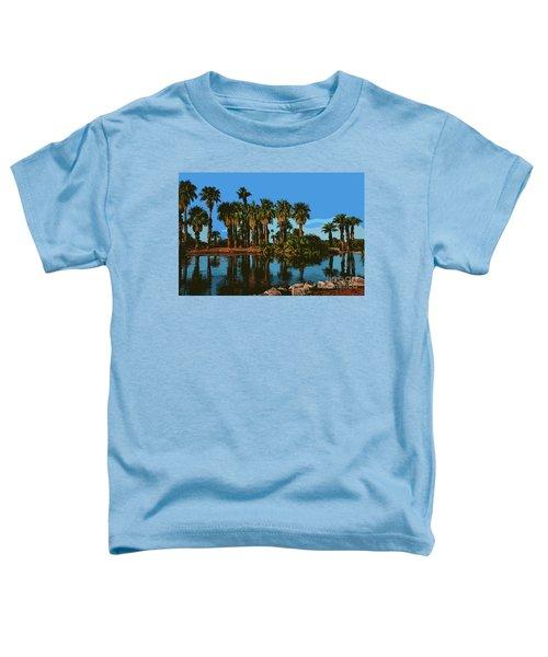 Papago Park Palms Toddler T-Shirt