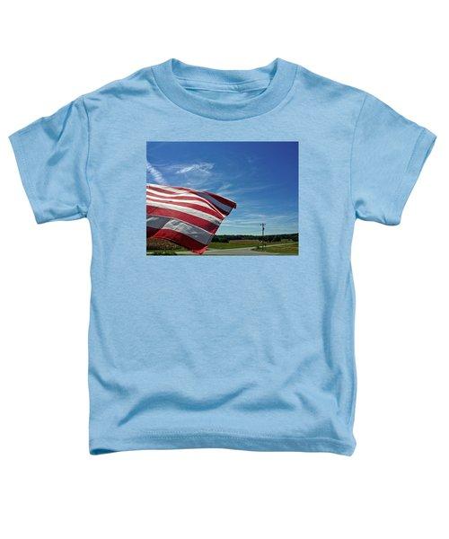 Peaceful Summer Day Toddler T-Shirt