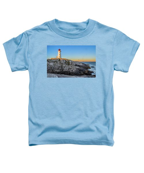 Peggys Cove Lighthouse Toddler T-Shirt