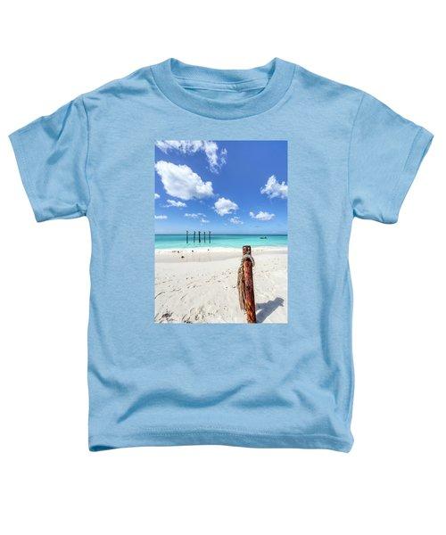 Pelicans Perch Toddler T-Shirt