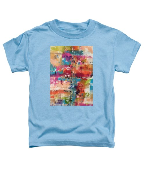 Playful Colors Toddler T-Shirt