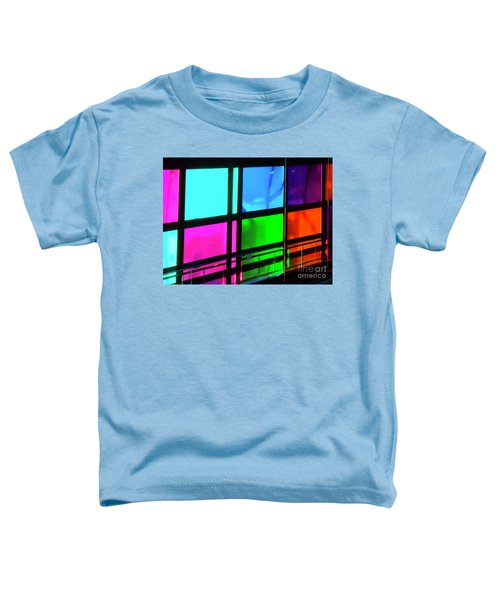 Polychrome Passageway Toddler T-Shirt