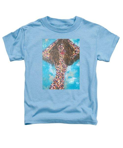 Pose Toddler T-Shirt
