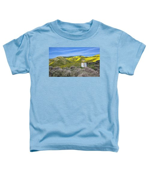 Pretty In Patina Toddler T-Shirt