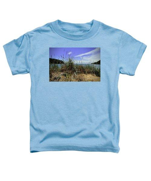 Puget Sound Deception Pass Toddler T-Shirt