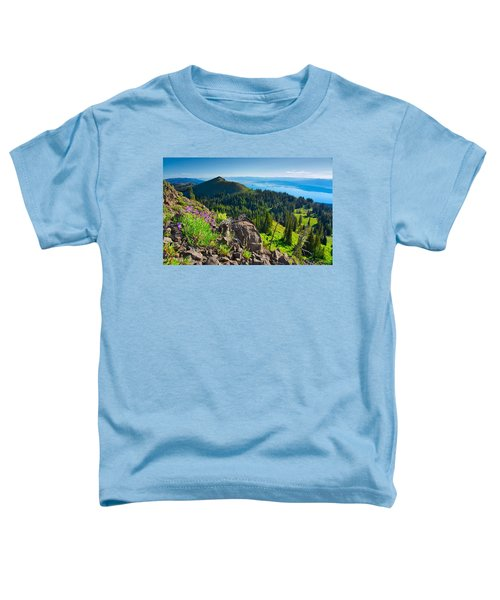 Purple Vista Toddler T-Shirt