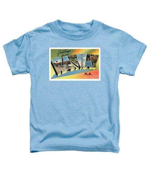 Rahway Greetings Toddler T-Shirt