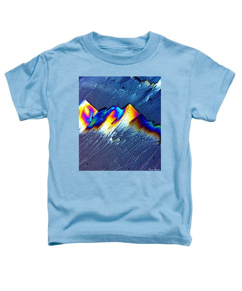 Rainbow Mountains Toddler T-Shirt