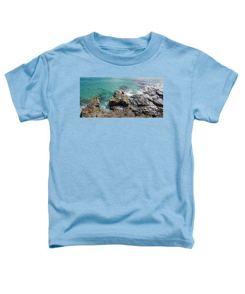 Rocks And Water Toddler T-Shirt