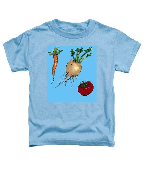 Root Vegetables Toddler T-Shirt
