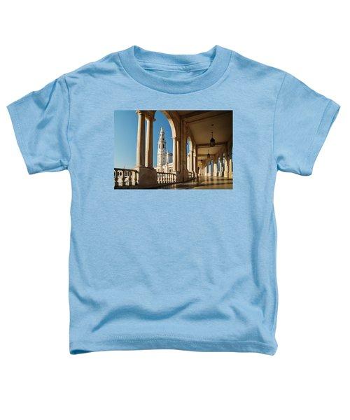 Sanctuary Of Fatima, Portugal Toddler T-Shirt