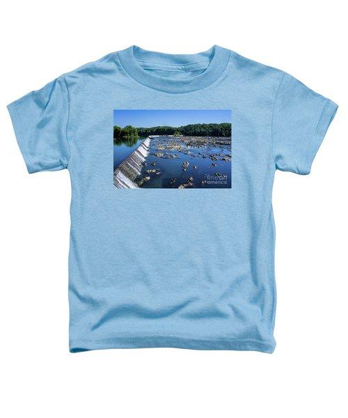 Savannah River Rapids - Augusta Ga 2 Toddler T-Shirt