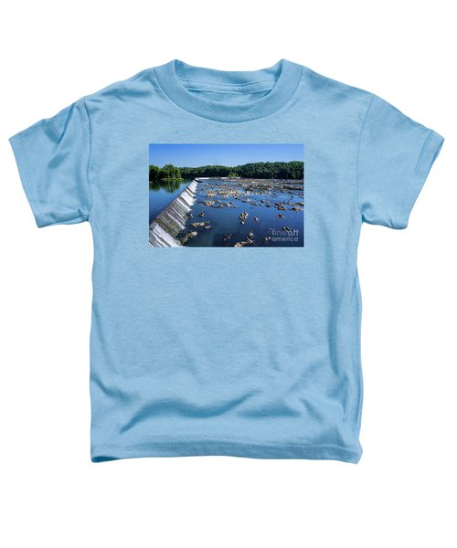 Savannah River Rapids - Augusta Ga 2 Toddler T-Shirt