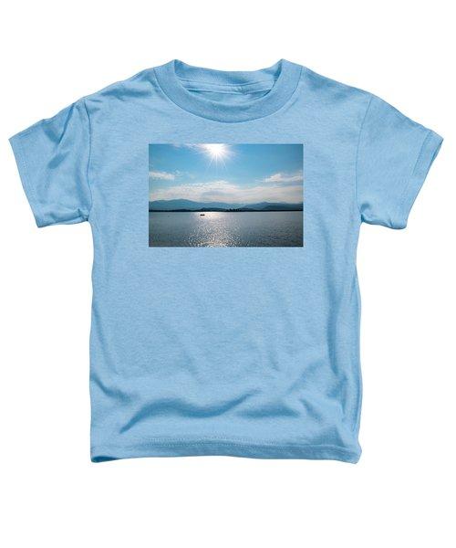 Shadow Mountain Lake Toddler T-Shirt