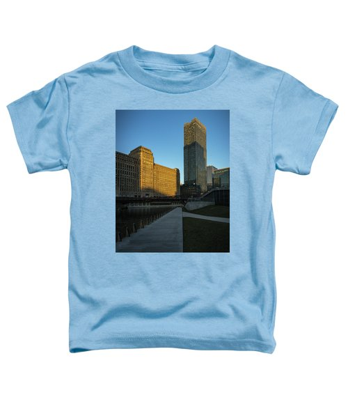 Shadows Of The City Toddler T-Shirt